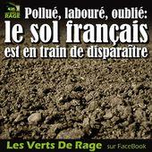 FRANCE : 78 000 ha de surfaces agricoles disparaissent chaque année - MOINS de BIENS PLUS de LIENS