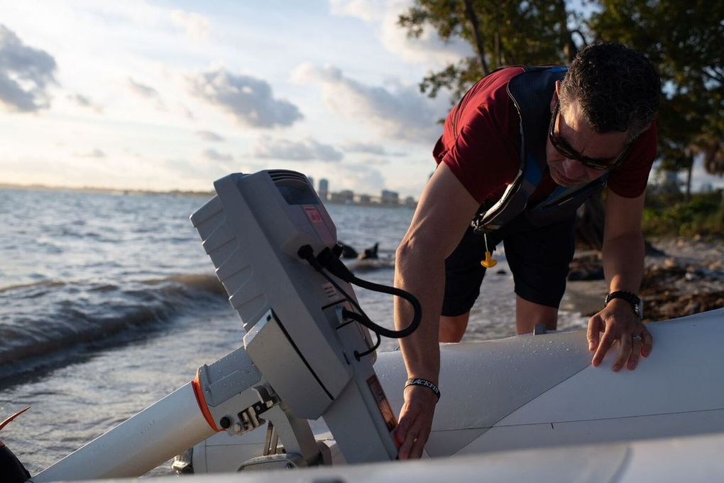 Torqeedo's ultra-quiet new electric outboard is making a splash