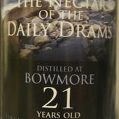 Bowmore 21Y The Nectar of the Daily Drams - Passion du Whisky
