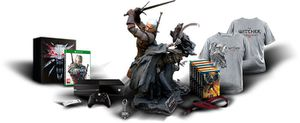 Concours The Witcher 3 : Wild Hunt PS4, Xbox One, PC #namco