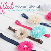 Ruffled Lace Flower - Picture {TUTORIAL}