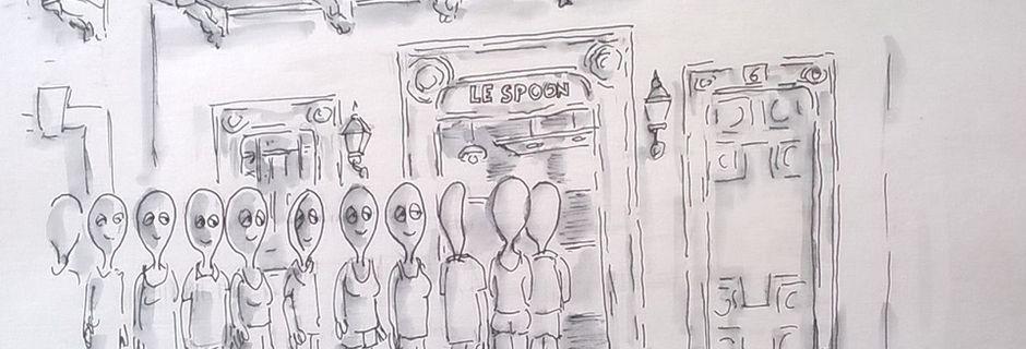 Histoire de soupe ….
