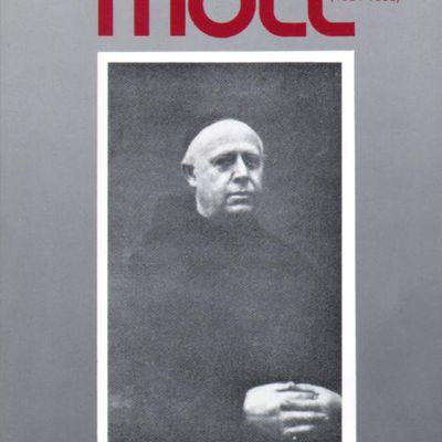 Père bénédictin Paul de Moll, thaumaturge flamand