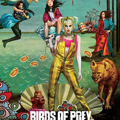 BIRDS OF PREY 2020 PELICULA COMPLETA VER EN LINEA HD 2020