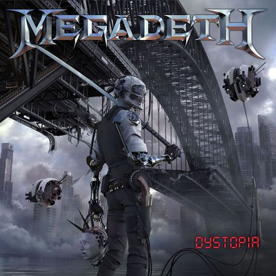 """DAVE MUSTAINE """"MEGADETH"""""""