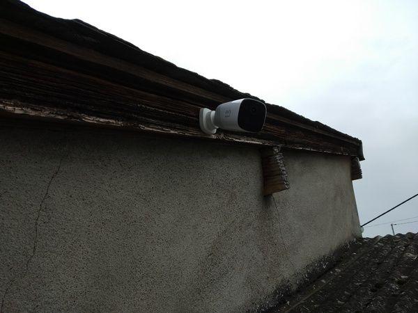 Installation du système de vidéo-surveillance vraiment sans fil eufyCam Security @ Tests et Bons Plans