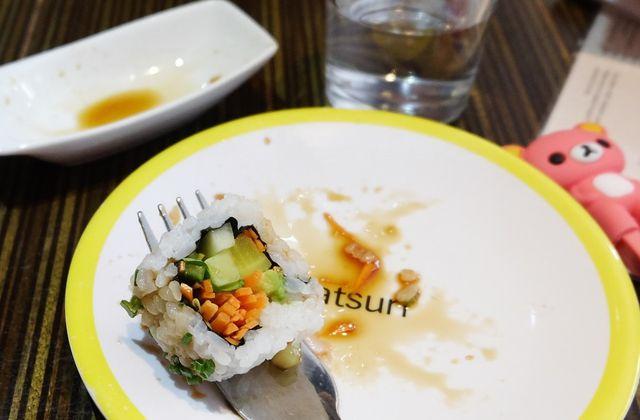Sushi Party en famille chez Matsuri 🍣