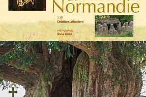 Lieux mystérieux en Normandie de Christiane Lablancherie