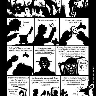 Histoire en Noir
