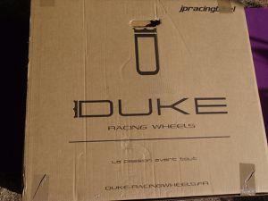 Nouvelles roues DUKE Mary Jack 27.5+ carbone pour mon Santa Cruz 5010 CC...