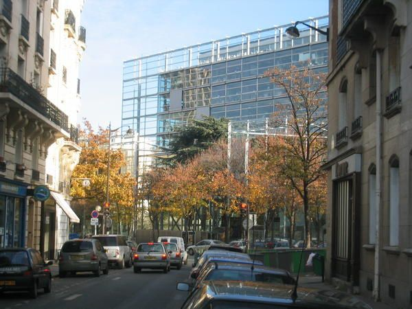 Fondation Cartier Paris Fondation Cartier, 261 Bd Raspail, Paris, France
