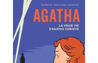 Premier coup de cœur Fnac pour Agatha ! - Anne Martinetti