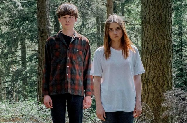 The End of the F***ing World (Saison 1 et 2) : métaphore d'une jeunesse perdue