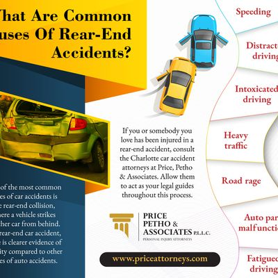 What Are Common Causes Of Rear-End Accidents?