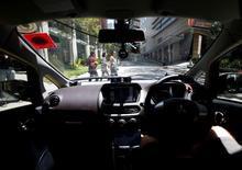 Premier Taxi sans Chauffeur à Singapour