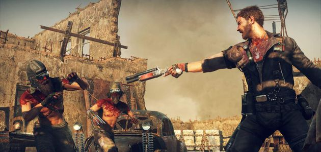 """MAD MAX PURSUIT"", UNE NOUVELLE EXPÉRIENCE INTERACTIVE EN PLUS DU JEU VIDEO"