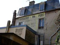 Petit détour par Granville, le port et la Haute-Ville