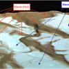 Planète Mars: une énigme résolue, celle de l'EAU !