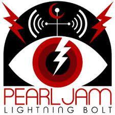 PEARL JAM      LIGHTNING BOLT