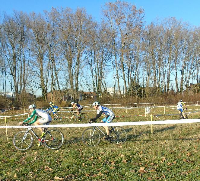 Photos du Cyclo-cross du VCVV 12-12-2015