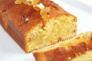 Cake Tout Citron à l'Huile d'Olive