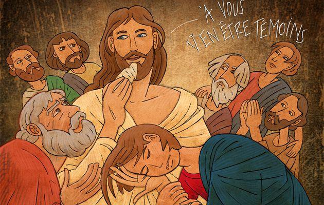 Prière universelle - 3e dimanche après Pâques - 18 avril 2021