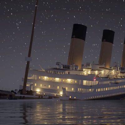 Titanic: 14 avril 1912 - 14 avril 2017