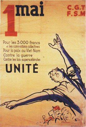 1er Mai et CGT 1914-2020