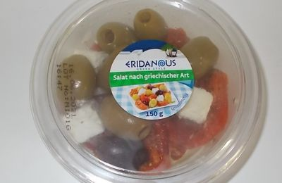 Lidl Eridanous Salat nach griechischer Art