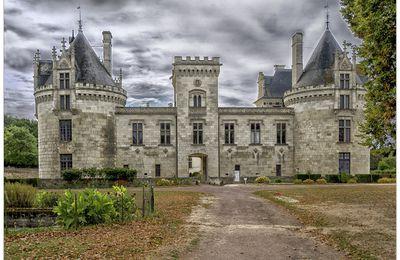 49 - Château de Brézé - Val-de-Loire