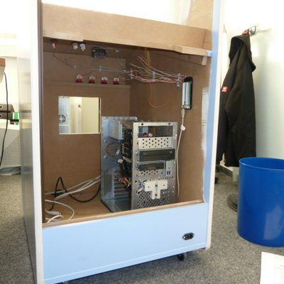 Montage PC und Monitor ( KW 10-2011 )