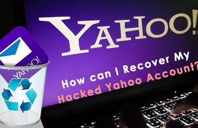 How Can I Recover My Hacked Yahoo Account?