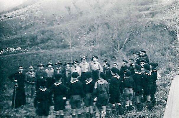 Les scouts de Carcassonne