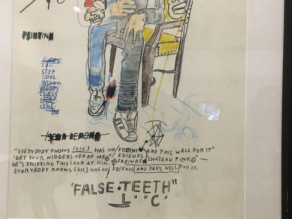 Basquiat au Barbican ...
