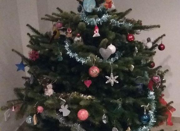 Préparatifs de Noël