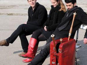 griff trio, une musique classique, inventive et vivante, leurs mélodies font appel à des typologies variées de cornemuses