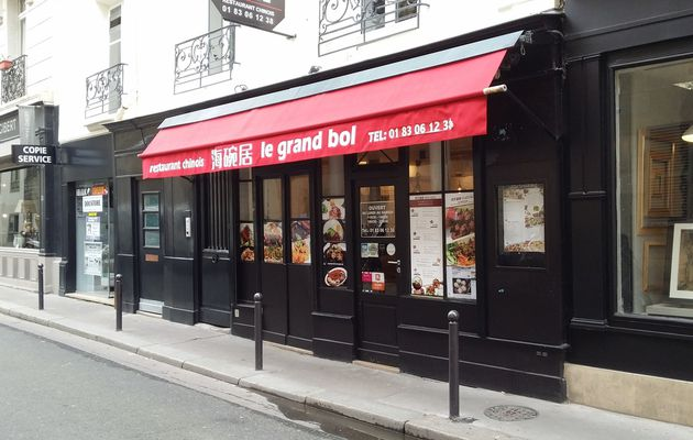 Le Grand Bol Septième (Paris 7) : le grand bof plutôt !
