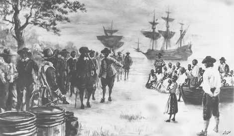Slavery's Bitter Roots: US Marks 400th Anniversary of Arrival of First Africans.
