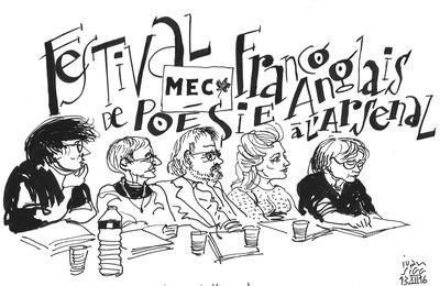 Don des archives du Festival Franco-Anglais de Poésie à la Bibliothèque de l'Arsenal