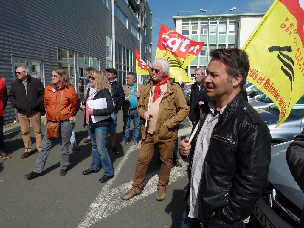 Journée de grève du mercredi 25 mai