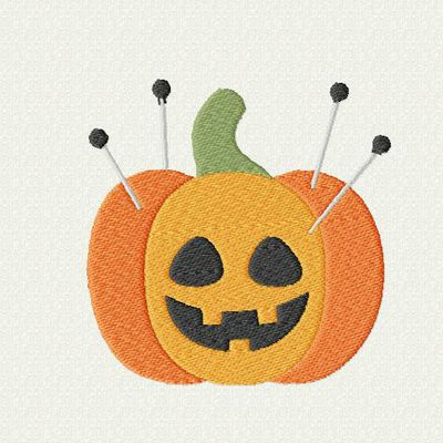 Citrouille halloween couture