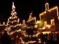 La magie de Noël à Locronan