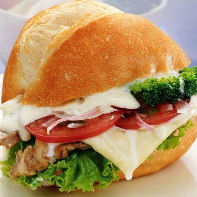Bon appétit - Nourriture - Sandwich - Tomates - Fromage - Photographie - Wallpaper - Free