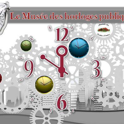Visite de l'ABA  au musée des Horloges à Tiffauges (85) dimanche 24 / 03 / 19.