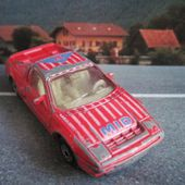 NISSAN MID-4 1/64 MC TOY - car-collector.net