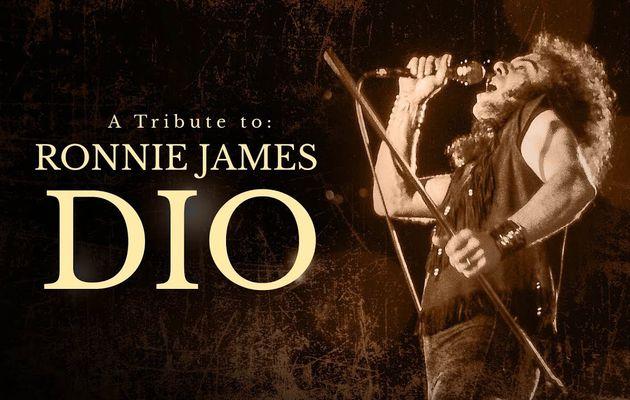 DIO: Tribute d'un anonyme à une icône du Heavy-Metal...