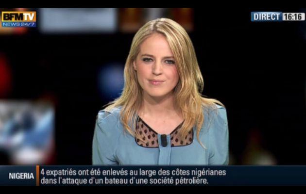 [2012 08 04] CLAIRE ARNOUX - BFM TV - NON-STOP @16H00