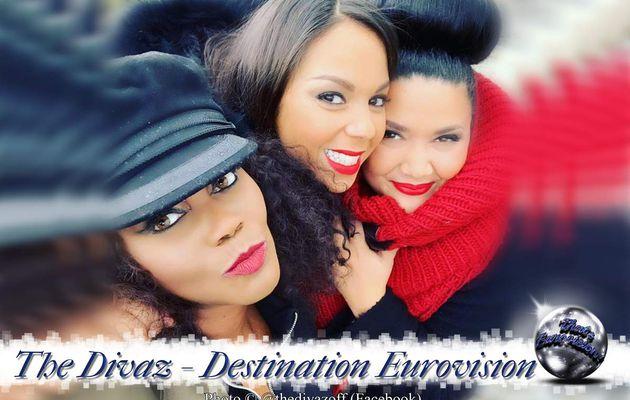 The Divaz - La Voix d'Aretha - Nous Sommes Amies, Chanteuses... des Sisters !
