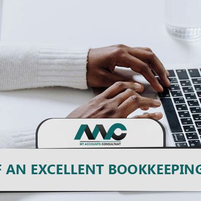 Signs of an Perfect Bookkeeping Service