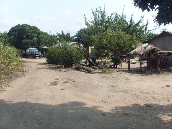 Projet de construction de dispensaire à Amou-Akpépké - Togo